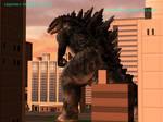 Legendary Godzilla for XPS! V3