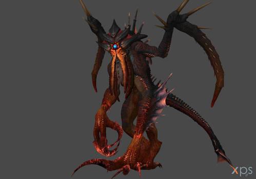 Elder Kraken (From Evolve) for XPS/XNA!!!