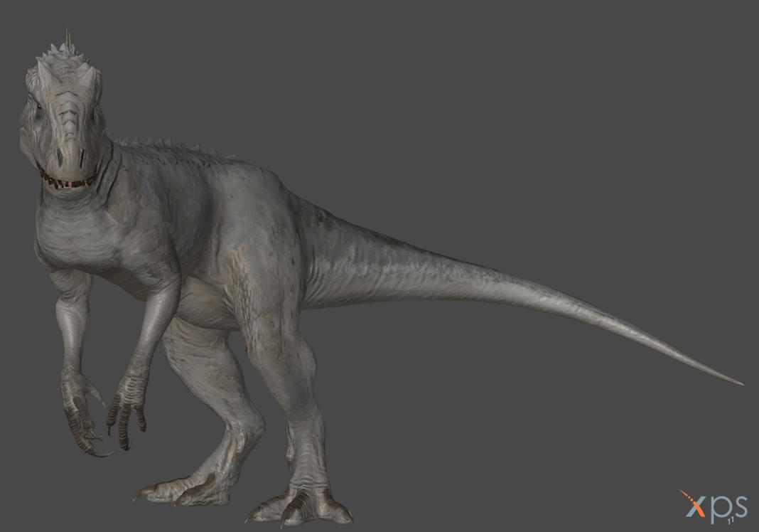 Indominus Rex (from JWE) for XPS/XNA!!! by Jorn-K-Nightmane