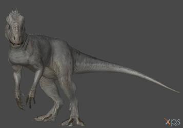 Indominus Rex (from JWE) for XPS/XNA!!! by Jorn-K-Nightmane