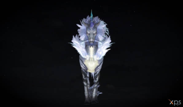 Kirin (From MHW) for XPS/XNA!!!