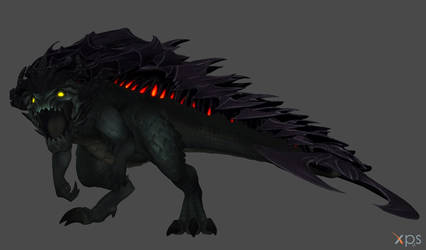 Hellion (From Dauntless) for XPS/XNA!!!