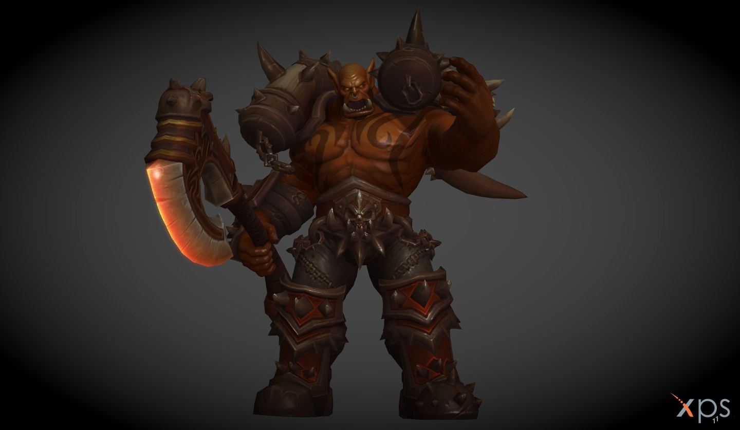 Garrosh From Heroes Of The Storm For Xps Xna By Jorn K Nightmane On Deviantart I think problem with garrosh is that most of his talents have abysmal pickrates… xps xna by jorn k nightmane