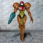Super Smash Bros. for Wii U - Samus Aran Powersuit