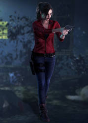 Claire Redfield (Jacket) by Sticklove