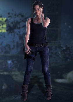 Claire Redfield (Tanktop)