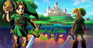 Legend of Zelda Fan Poster