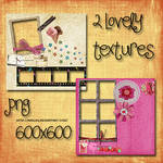 2 Lovely Textures png 600x600