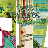 3 Sweet Textures by aNiLaU