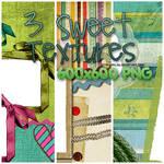 3 Sweet Textures