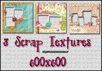 3 Scrap Textures