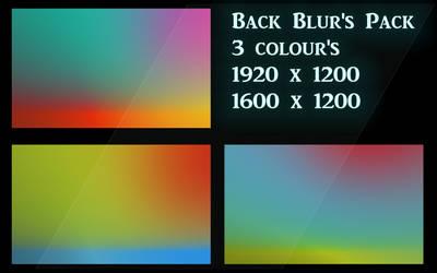Back Blur's by Ton-K300