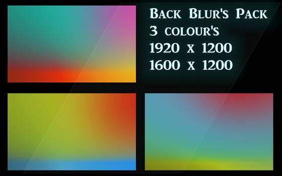 Back Blur's