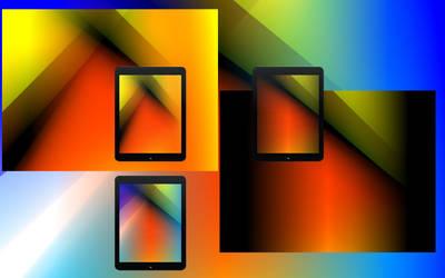 Wedge for iPad Air