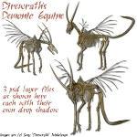 Direwrath's Bone Horse