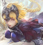 Jeanne D'Arc GIF for Patreon