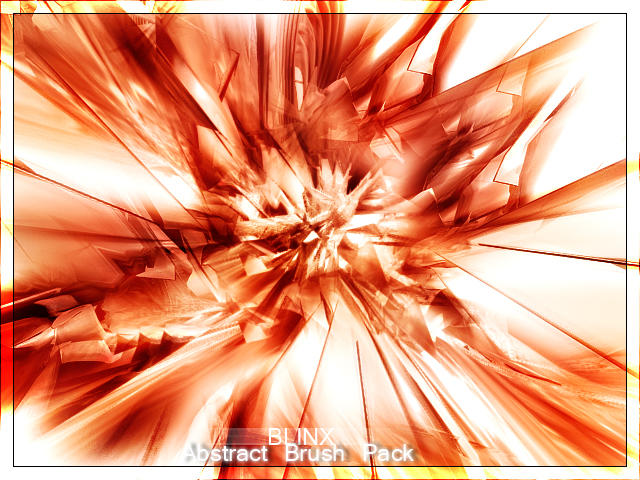 Good Abstract Brushes by BL1nX