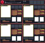 Hunters App - Full Sheet by Durkasao