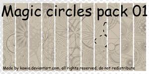 Vectors - Magic Circles