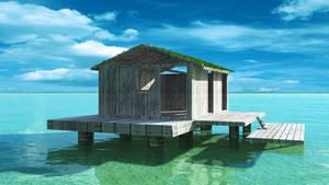 Abandoned sea house 2