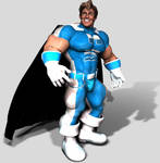 Mighty Man Animation by GreysonFurrington