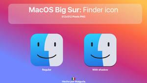 MacOS Big Sur: New Finder Icon