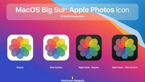 MacOS Big Sur: Apple Photos icon