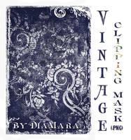 Vintage Clipping mask by Diamara