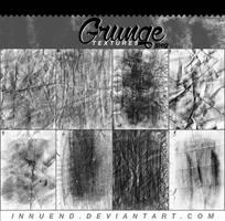 Grunge textures Vol. 01 by Innuend