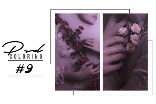 PSD Coloring 9 - Bathory