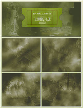 Texture pack 01 - Creepy zone