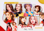 [PNG PACK]  Fromis 9 (Love Bomb)
