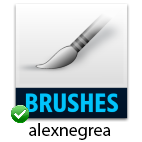 The brushes i have and use by alexnegrea