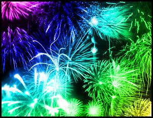 Fireworks Photoshop Brushes by JadedKat