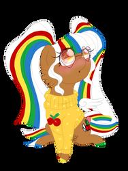 Rainbows and Sweatshirts (Animated)