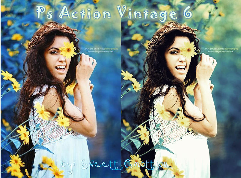 Ps Action Vintage 6 by SweettEmottion