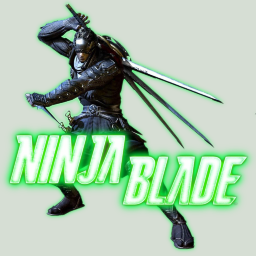 Ninja Blade icon by Voodooman by v00d00m4n