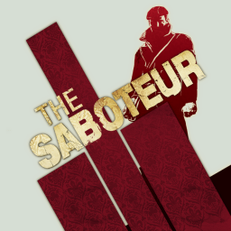 The Saboteur icon by Voodooman by v00d00m4n on DeviantArt