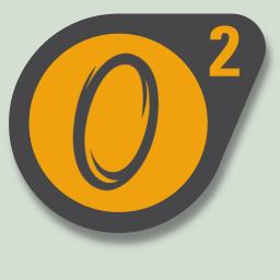 Portal 2 icon Valve style v1 by v00d00m4n