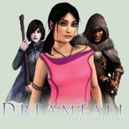 Dreamfall TLJ icon by v00d00m4n