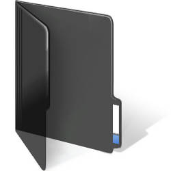 Windows 7 Black Glass PSD RAW by Bonscha
