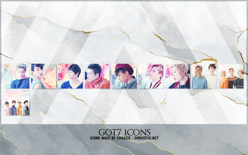 GOT7 Icons