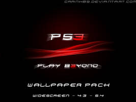 Playstation 3 PLAY B3YOND V2 by crank89