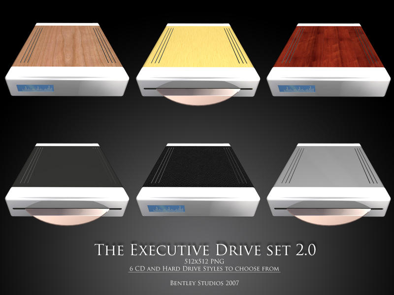 The Executive Drive Set 2.0 by thebigbentley
