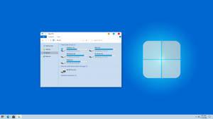 Windows 11 Light - Curtains Theme