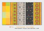 60's - Photoshop Patterns