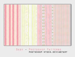 Baby - Photoshop Patterns