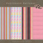Pie - Photoshop Patterns