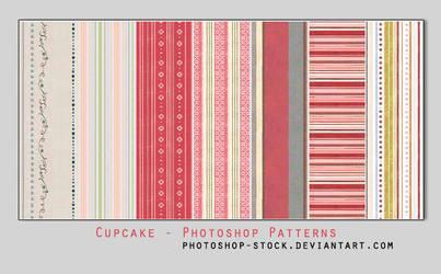 Cupcake - Photoshop Patterns by photoshop-stock