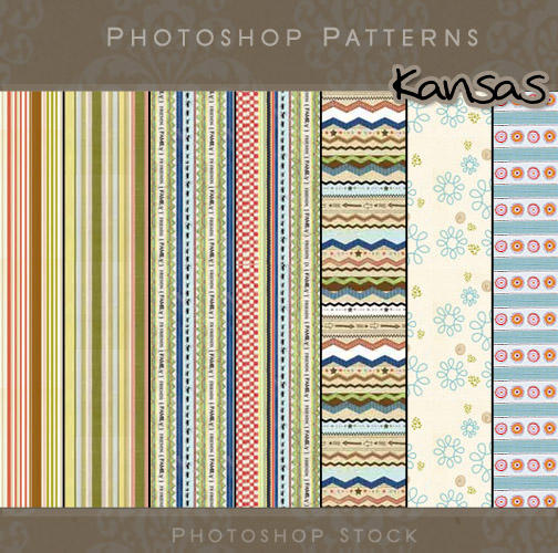 Kansas - Photoshop Patterns by photoshop-stock